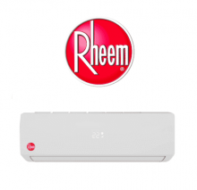 SPLIT PARED 12.000 BTU R410 SOLO FRIO RHEEM