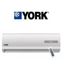 SPLIT PARED 12.000 BTU R410 SOLO FRIO YORK